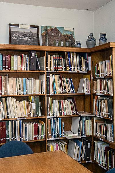 Onze bibliotheek