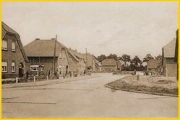 oude foto Vostert