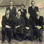 samen-met-zijn-broers-van-l-naar-r-Jaak-Leo-Jef-Neijens-in-kamp-van-Beverlo-1932
