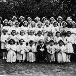 Bree-Eerste-communiecantjes-1942-Mia-Haels