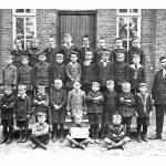 Gerdingen-1927-klas-van-eerste-tot-vierde-studiejaar