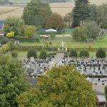 Tongerlo-luchtfoto-kerkhof